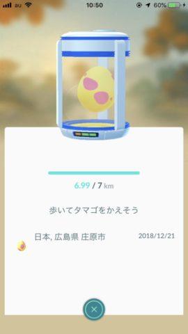 ポケモンgo タマゴ 10km